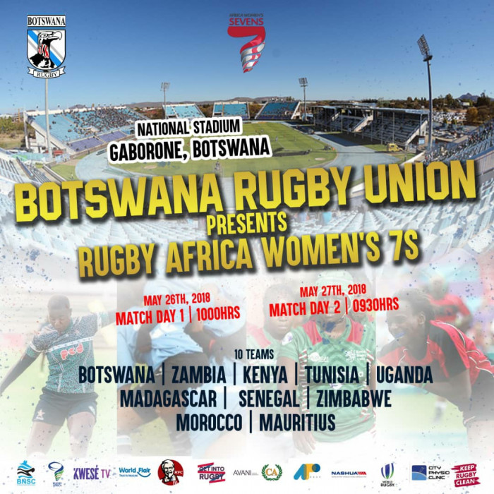 Sevens ends Africa's women's rugby month | Scrum Queens