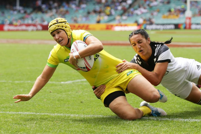 Women's 7s arrives at the Commonwealth Games | Scrum Queens