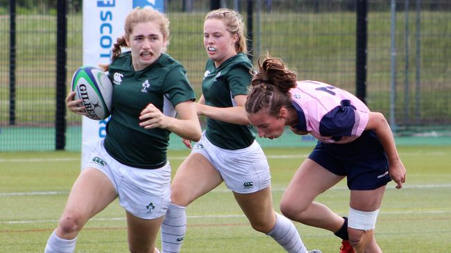 Birmingam Hosts Home Nation U18s