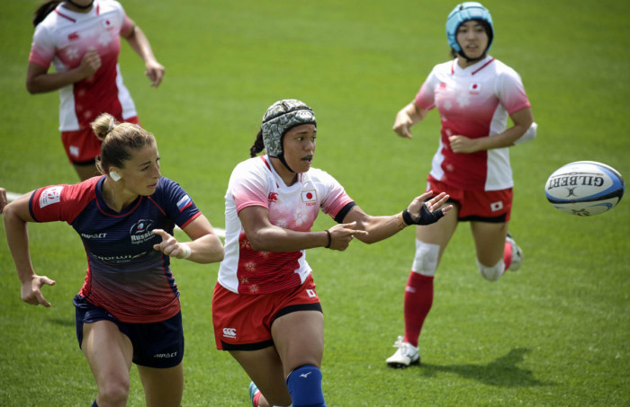 Japan win World University gold | Scrum Queens